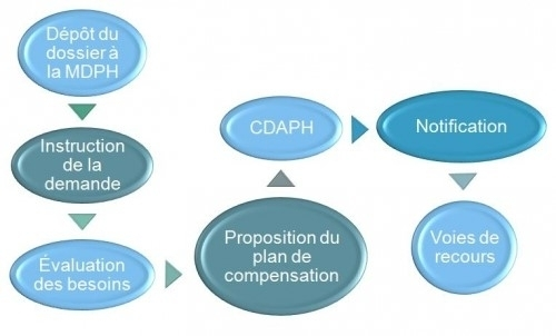 aide humaine, pch, mdph, emploi direct